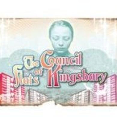 COUNCIL FLATS OF KINGSBURY Vinyl Record - Australia Release
