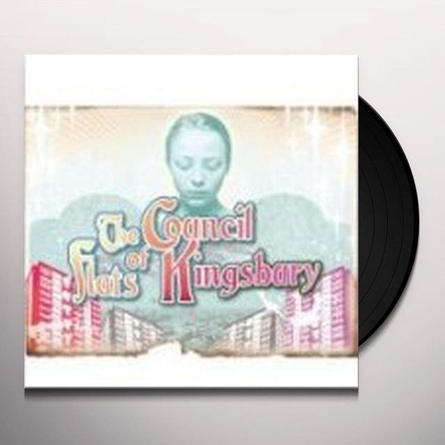 COUNCIL FLATS OF KINGSBURY Vinyl Record - Australia Import