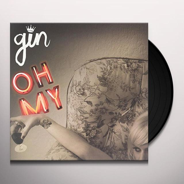 Gin Wigmore OH MY Vinyl Record