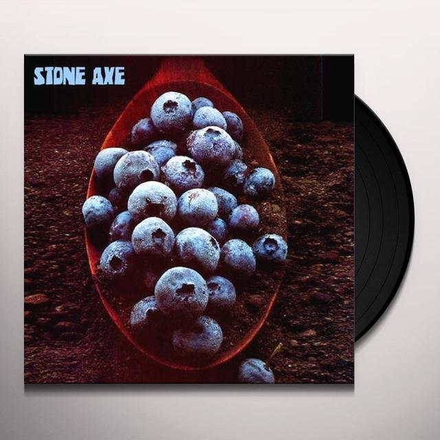 STONE AXE Vinyl Record - UK Import