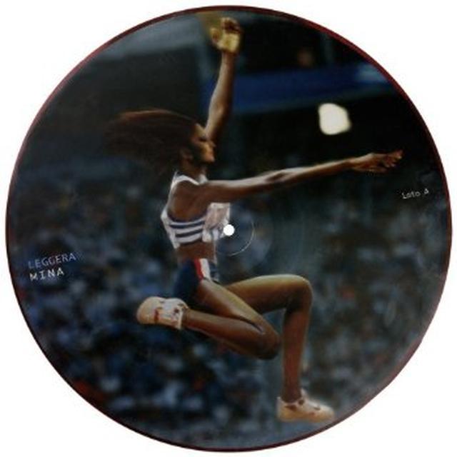 Mina LEGGERA (ITA) (Vinyl)