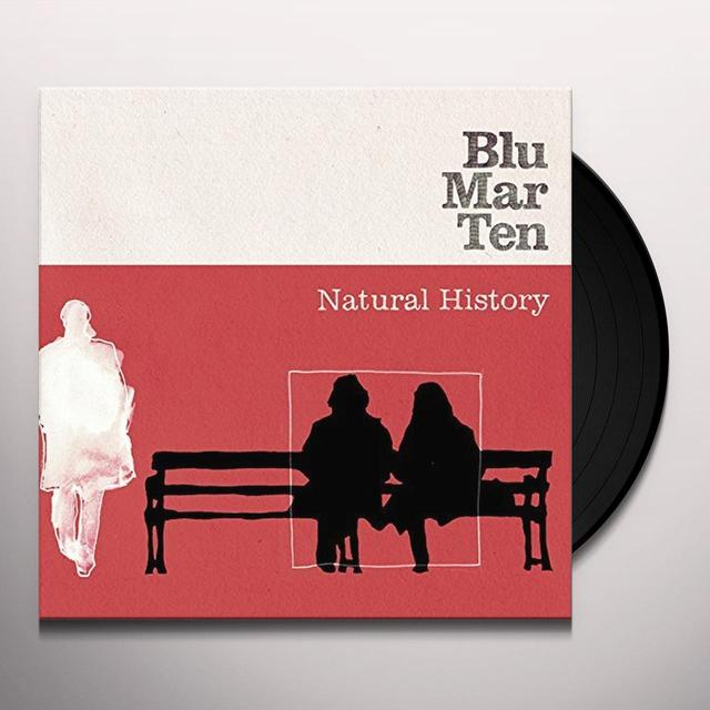 Blu Mar Ten NATURAL HISTORY Vinyl Record - Australia Import