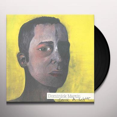 Dominick Martin SHINE A LIGHT Vinyl Record