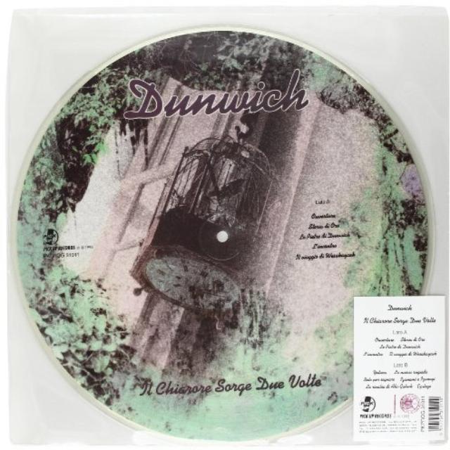Dunwich IL CHIARORE SORGE DUE VOLTE Vinyl Record