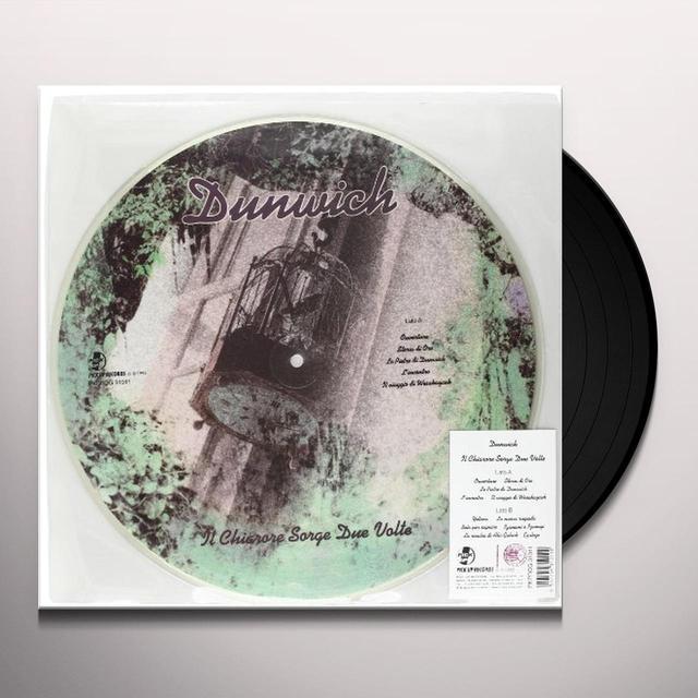 Dunwich IL CHIARORE SORGE DUE VOLTE Vinyl Record - Italy Import