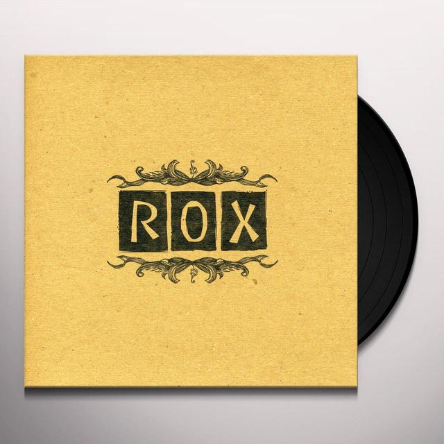 Rox NO GOING BACK Vinyl Record - UK Import