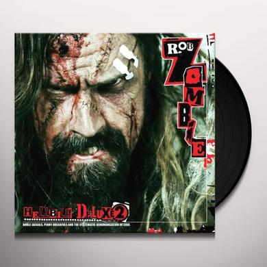 Rob Zombie VOL. 2-HELLBILLY DELUXE Vinyl Record - Portugal Import