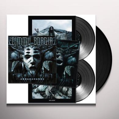 Dimmu Borgir ABRAHADABRA (FRA) Vinyl Record