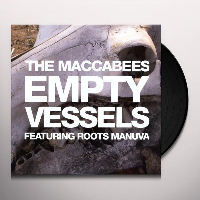Maccabees EMPTY VESSELS Vinyl Record - UK Release