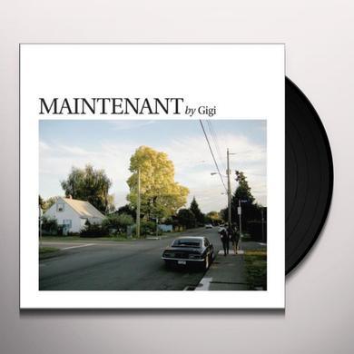 Gigi MAINTENANT Vinyl Record