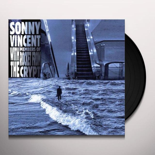 Sonny With Members Vincent SONNY VINCENT WITH MEMBERS Vinyl Record - UK Release