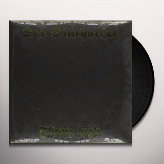 Der Blutharsch FLYING HIGH Vinyl Record - Australia Import