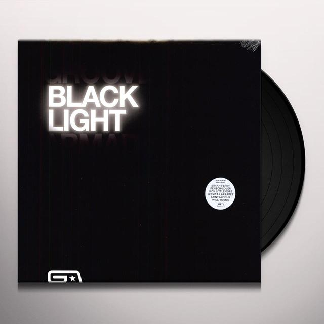 Groove Armada BLACK LIGHT Vinyl Record - UK Release