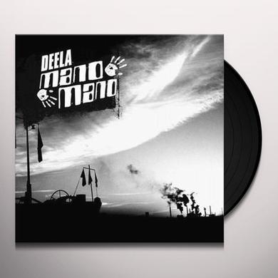 Deela MANO MANO Vinyl Record - Australia Release