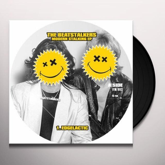Beatstalkers MODERN STALKING EP Vinyl Record - Australia Release