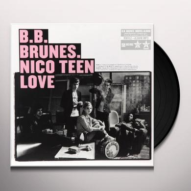 Bb Brunes NICO TEEN LOVE Vinyl Record