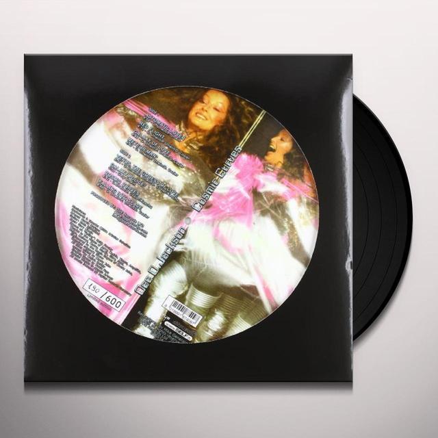 Jackson Dee Dee COSMIC CURVES Vinyl Record