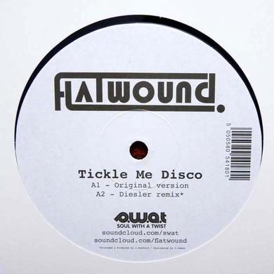 Flatwound TICKLE ME DISCO Vinyl Record
