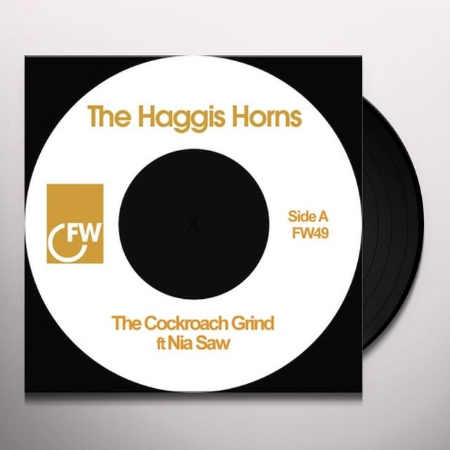 The Haggis Horns COCKROACH GRIND Vinyl Record - Australia Import