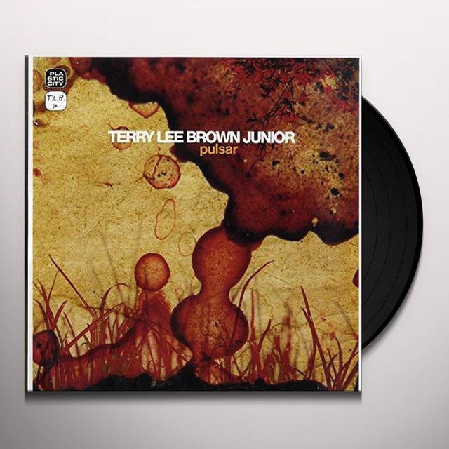 Terry Lee Brown, Jr. PULSAR (GER) Vinyl Record