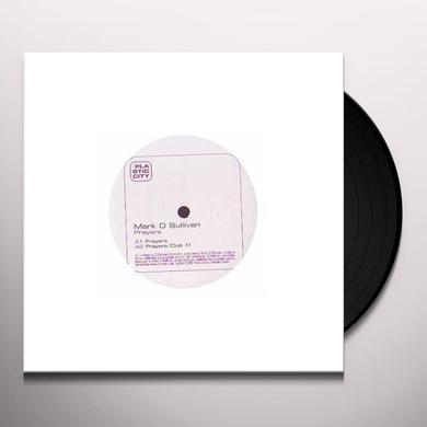 Mark O'Sullivan PRAYERS (GER) Vinyl Record