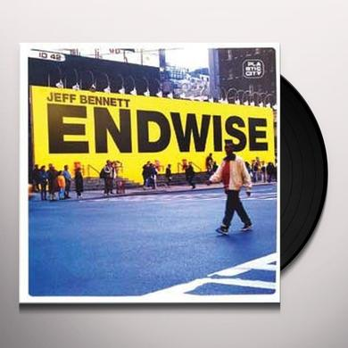 Jeff Bennett SUNRISE AT SAS SALINAS (GER) Vinyl Record