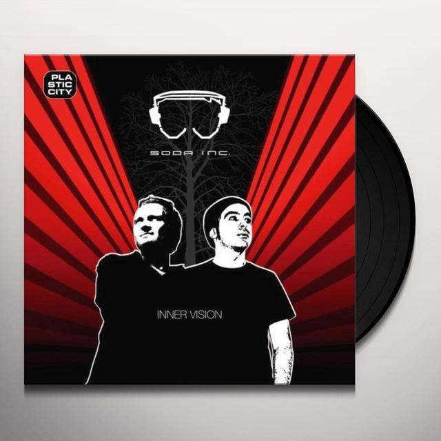 Soda Inc. INNER VISION (GER) Vinyl Record