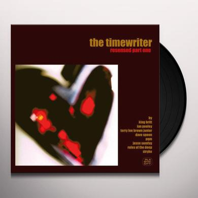 The Timewriter RESENSED VERSIONS PART Vinyl Record