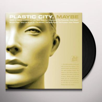 PLASTIC CITY MAYBE (GER) Vinyl Record