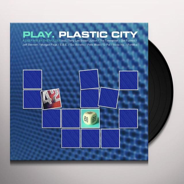 PLAY PLASTIC CITY (GER) Vinyl Record