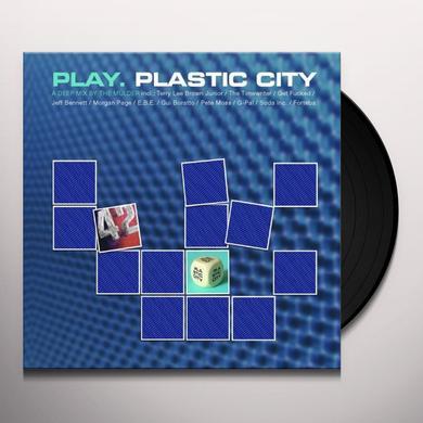 PLAY PLASTIC CITY Vinyl Record