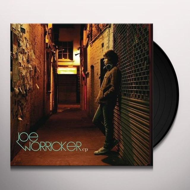 JOE WORRICKER EP Vinyl Record - UK Import