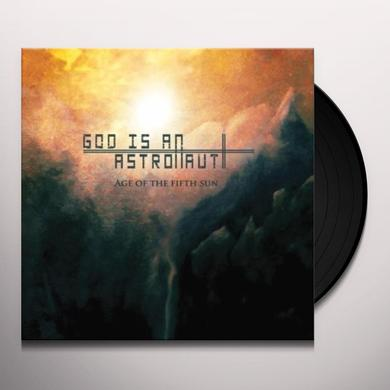 God Is An Astronaut AGE OF THE FIFTH SUN Vinyl Record - Portugal Import