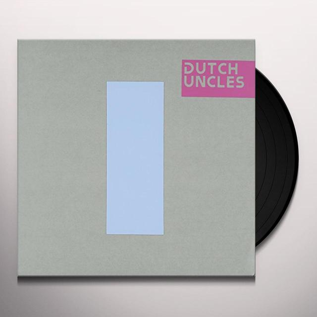 Dutch Uncles INK Vinyl Record - Australia Release