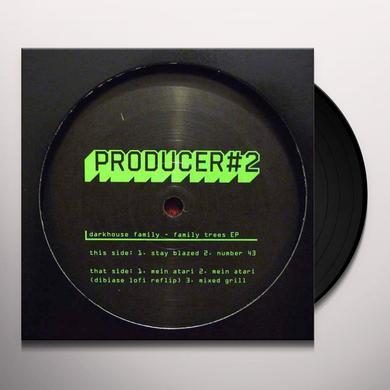 Darkhouse Family FAMILY TREES EP Vinyl Record - Australia Release
