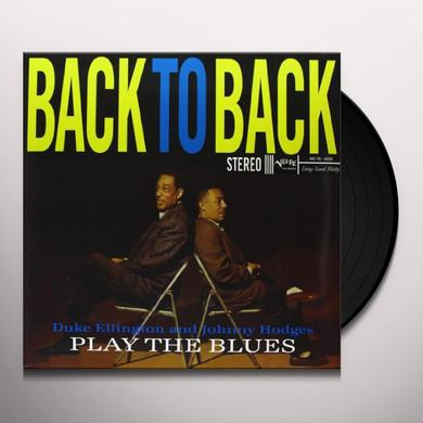 Ellington & Hodges BACK TO BACK (GER) (Vinyl)
