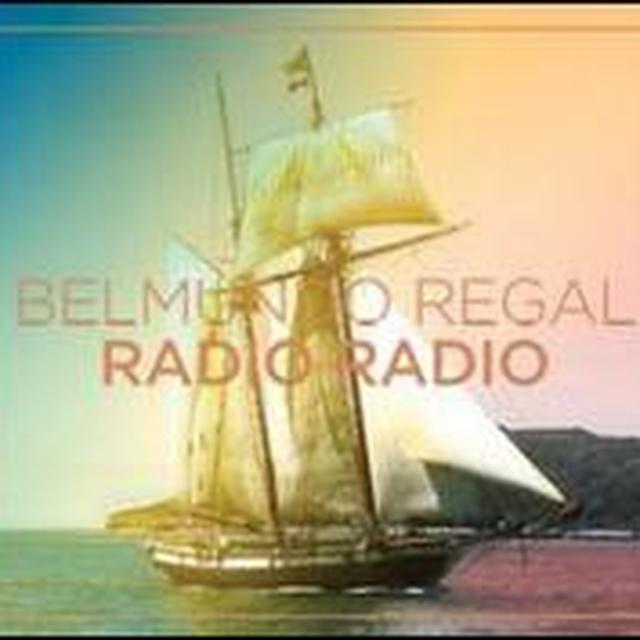 Radio Radio BELMUNDO REGAL (FRA) (Vinyl)