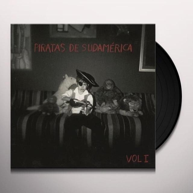 El Guincho PIRATAS DE SUDAMERICA Vinyl Record - Australia Import