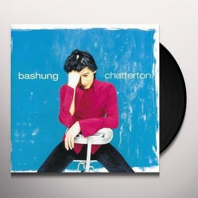 Alain Bashung CHATTERTON Vinyl Record
