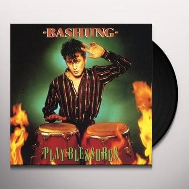 Alain Bashung PLAY BLESSURES Vinyl Record