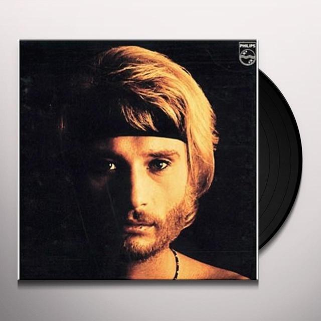 Johhny Hallyday RIVIERE OUVRE TON LIT Vinyl Record