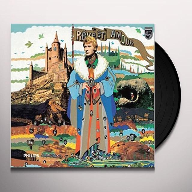 Johnny Hallyday REVE ET AMOUR (FRA) Vinyl Record