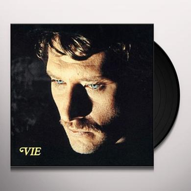 Johnny Hallyday VIE Vinyl Record