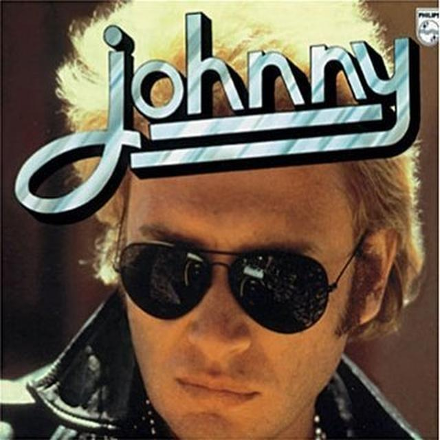 Johnny Hallyday ROCK'N SLOW Vinyl Record