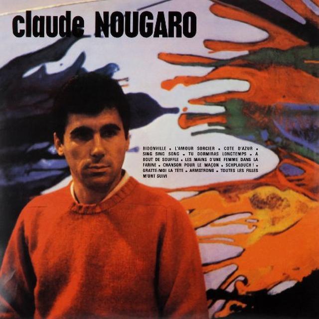 Claude Nougaro ARMSTRONG (FRA) Vinyl Record