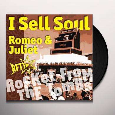 Rocket From The Tombs I SELL SOUL Vinyl Record