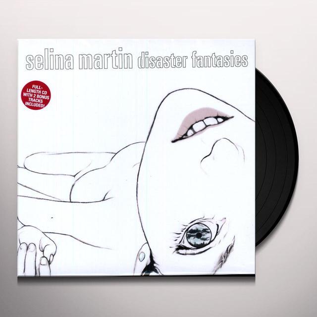 Selena Martin DISASTER FANTASIES Vinyl Record - Canada Import