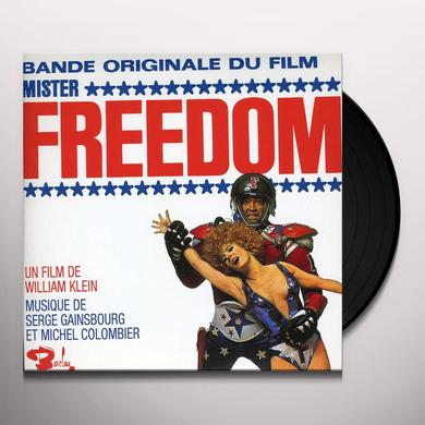 Various Artists MISTER FREEDOM (1969) Vinyl Record
