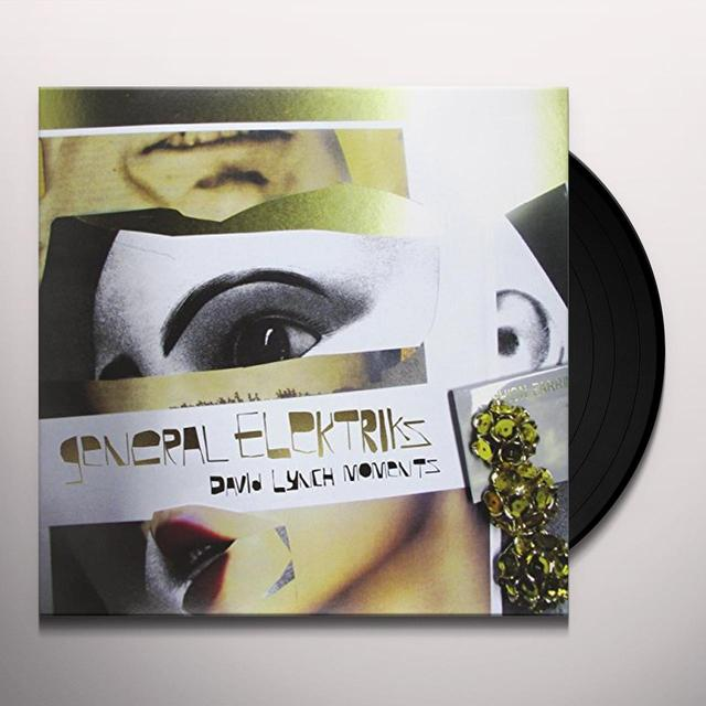 General Elektriks DAVID LYNCH MOMENTS (REMIXES) Vinyl Record