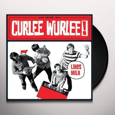 CURLEE WURLEE LIKES MILK Vinyl Record - Holland Import
